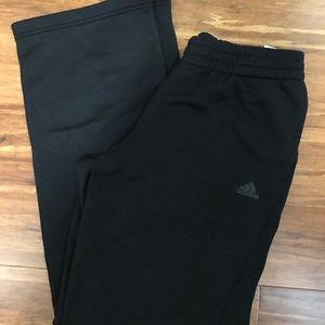 🍁 Black Adidas Sweatpants